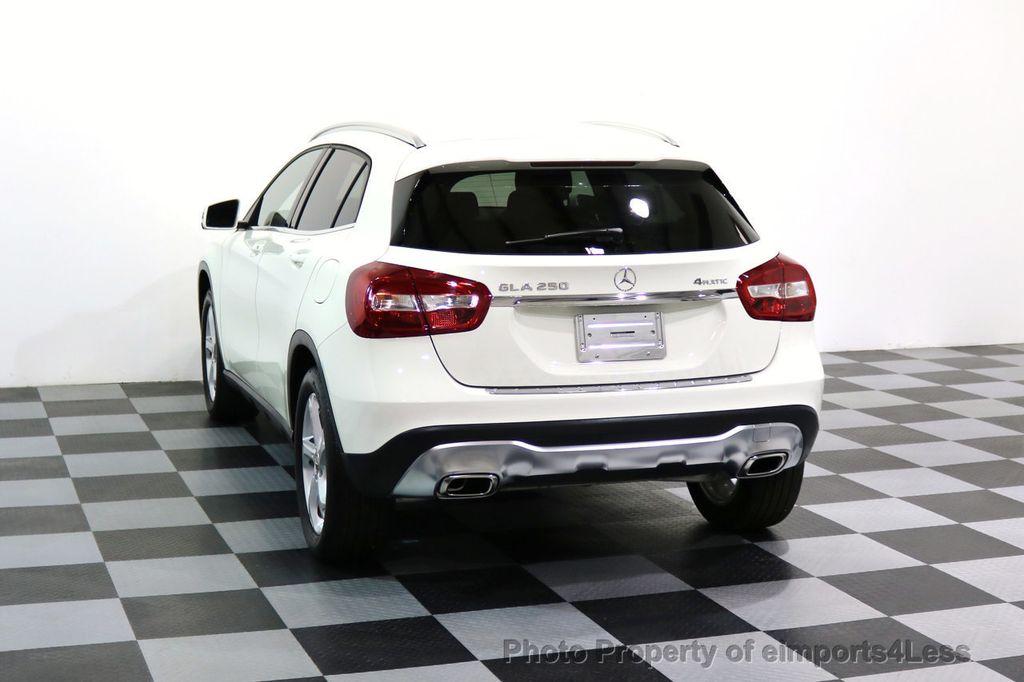 2018 Mercedes-Benz GLA CERTIFIED GLA250 4Matic AWD BLIND SPOT CAMERA NAV - 17160379 - 14
