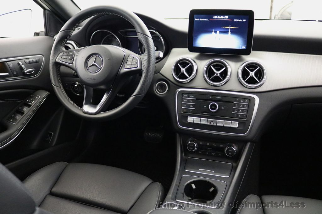 2018 Mercedes-Benz GLA CERTIFIED GLA250 4Matic AWD BLIND SPOT CAMERA NAV - 17160379 - 22