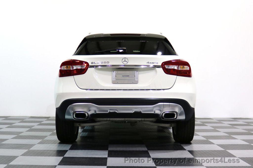 2018 Mercedes-Benz GLA CERTIFIED GLA250 4Matic AWD BLIND SPOT CAMERA NAV - 17160379 - 29
