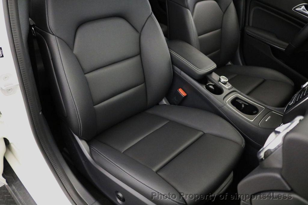 2018 Mercedes-Benz GLA CERTIFIED GLA250 4Matic AWD BLIND SPOT CAMERA NAV - 17160379 - 34