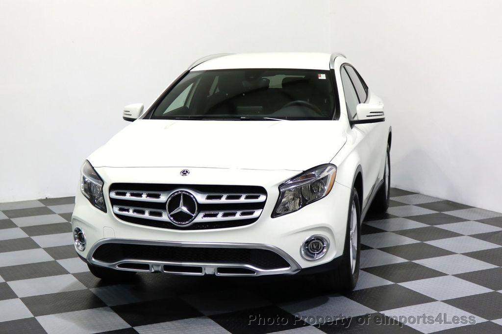 2018 Mercedes-Benz GLA CERTIFIED GLA250 4Matic AWD BLIND SPOT CAMERA NAV - 17160379 - 40