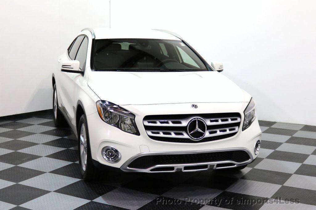 2018 Mercedes-Benz GLA CERTIFIED GLA250 4Matic AWD BLIND SPOT CAMERA NAV - 17160379 - 41