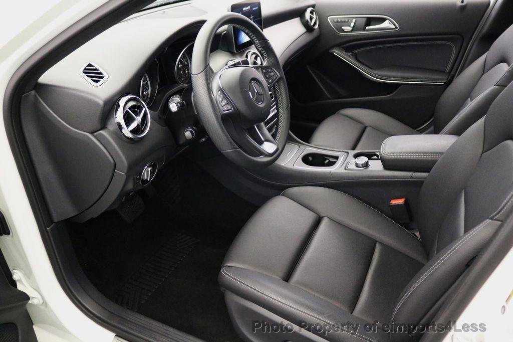 2018 Mercedes-Benz GLA CERTIFIED GLA250 4Matic AWD BLIND SPOT CAMERA NAV - 17160379 - 44