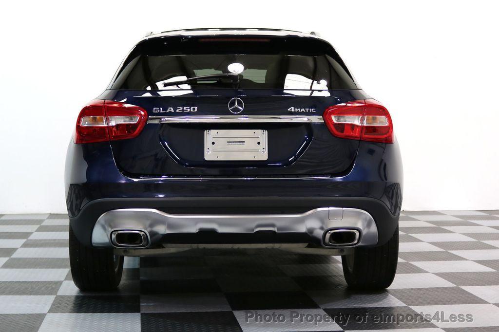 2018 Mercedes-Benz GLA CERTIFIED GLA250 4Matic AWD Blind Spot PANO CAMERA NAV - 17581581 - 29
