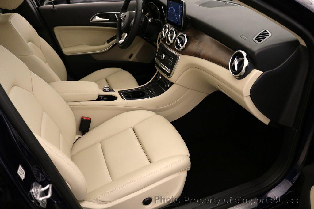 2018 Mercedes-Benz GLA CERTIFIED GLA250 4Matic AWD Blind Spot PANO CAMERA NAV - 17581581 - 39