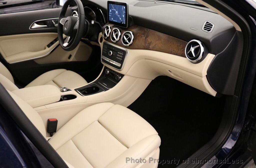2018 Mercedes-Benz GLA CERTIFIED GLA250 4Matic AWD Blind Spot PANO CAMERA NAV - 17581581 - 49