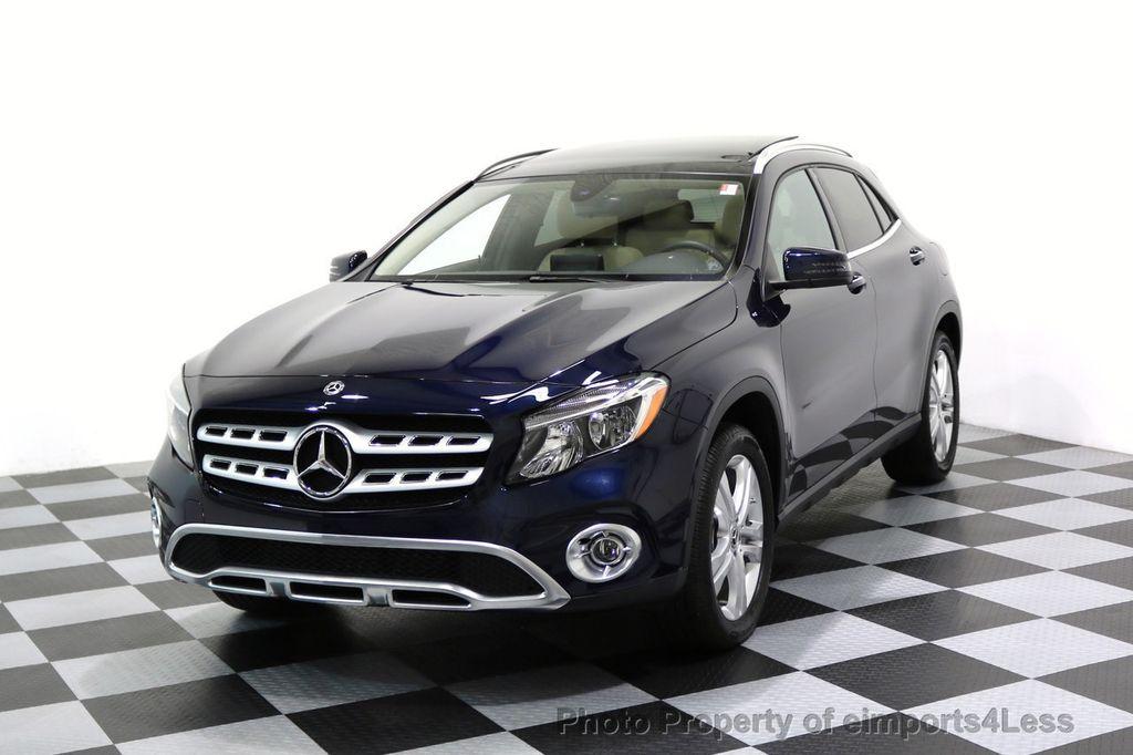 2018 Mercedes-Benz GLA CERTIFIED GLA250 4Matic AWD Blind Spot PANO CAMERA NAV - 17581582 - 0