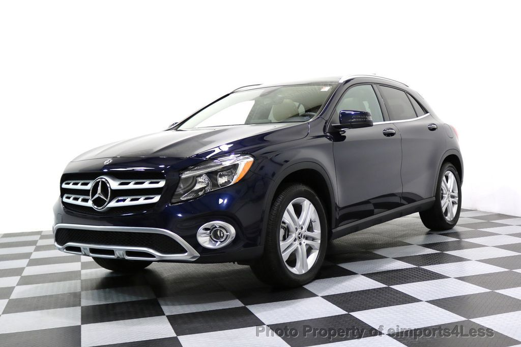 2018 Mercedes-Benz GLA CERTIFIED GLA250 4Matic AWD Blind Spot PANO CAMERA NAV - 17581582 - 13
