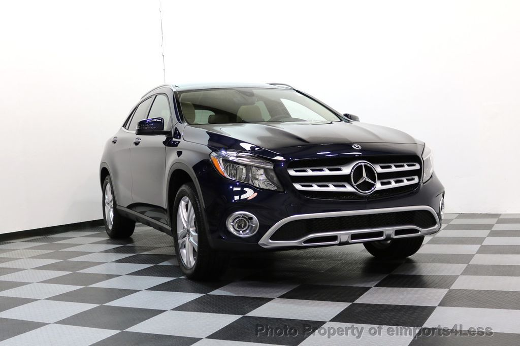 2018 Mercedes-Benz GLA CERTIFIED GLA250 4Matic AWD Blind Spot PANO CAMERA NAV - 17581582 - 14