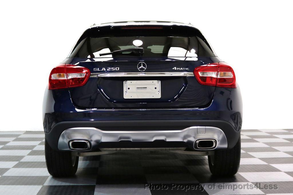 2018 Mercedes-Benz GLA CERTIFIED GLA250 4Matic AWD Blind Spot PANO CAMERA NAV - 17581582 - 16