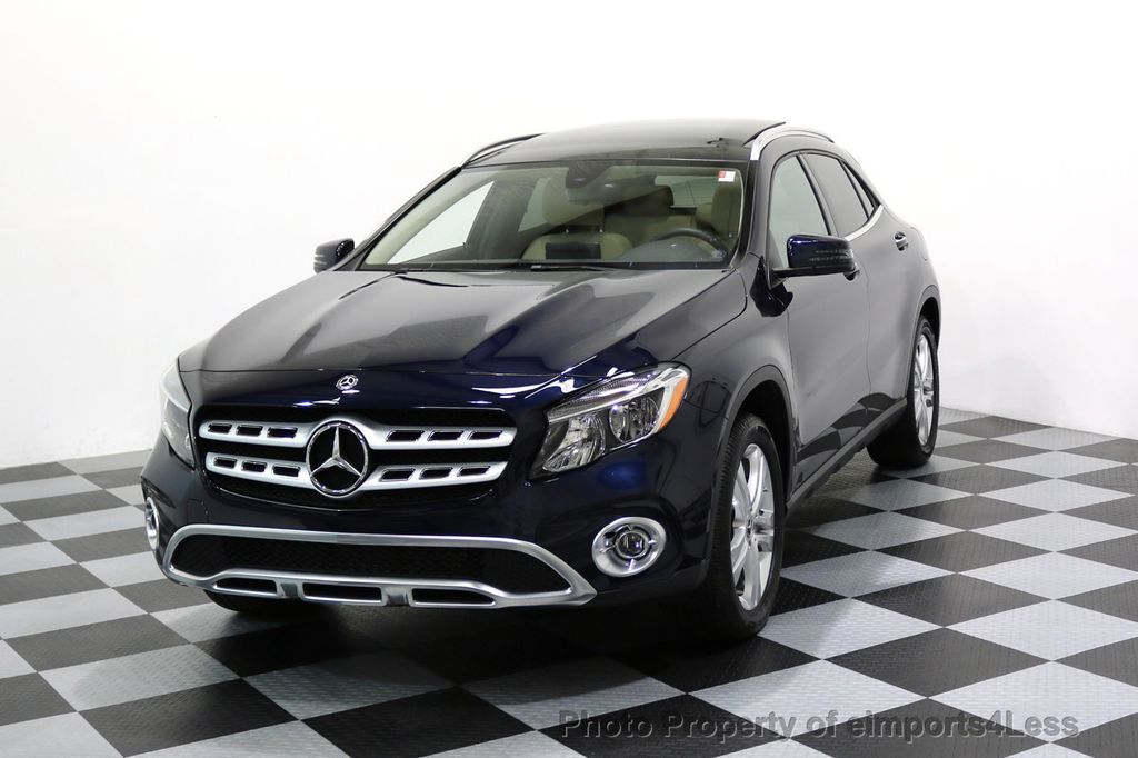 2018 Mercedes-Benz GLA CERTIFIED GLA250 4Matic AWD Blind Spot PANO CAMERA NAV - 17581582 - 29