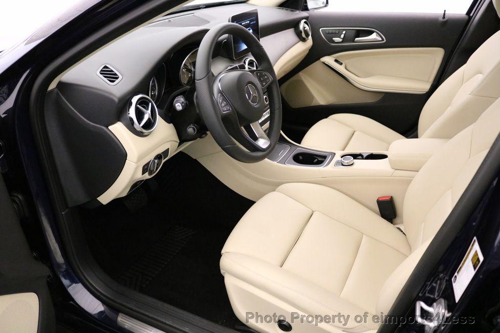 2018 Mercedes-Benz GLA CERTIFIED GLA250 4Matic AWD Blind Spot PANO CAMERA NAV - 17581582 - 34