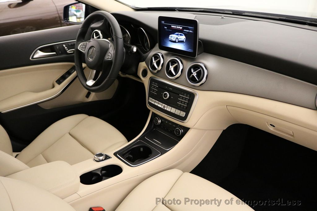 2018 Mercedes Benz Gla Certified Gla250 4matic Awd Blind Spot Pano Camera Nav 17581582