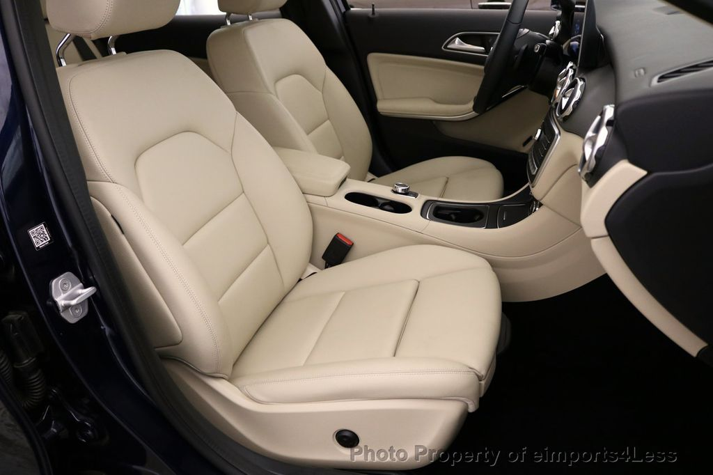 2018 Mercedes-Benz GLA CERTIFIED GLA250 4Matic AWD Blind Spot PANO CAMERA NAV - 17581582 - 38