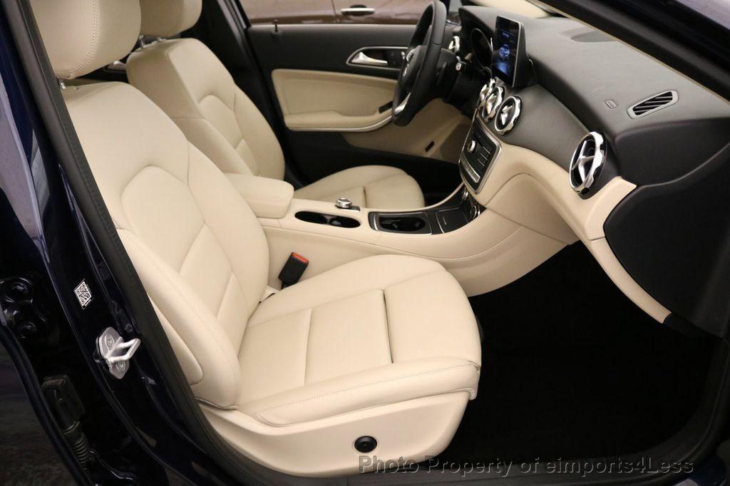 2018 Mercedes-Benz GLA CERTIFIED GLA250 4Matic AWD Blind Spot PANO CAMERA NAV - 17581582 - 44