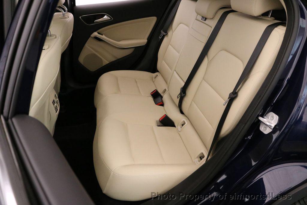 2018 Mercedes-Benz GLA CERTIFIED GLA250 4Matic AWD Blind Spot PANO CAMERA NAV - 17581582 - 45