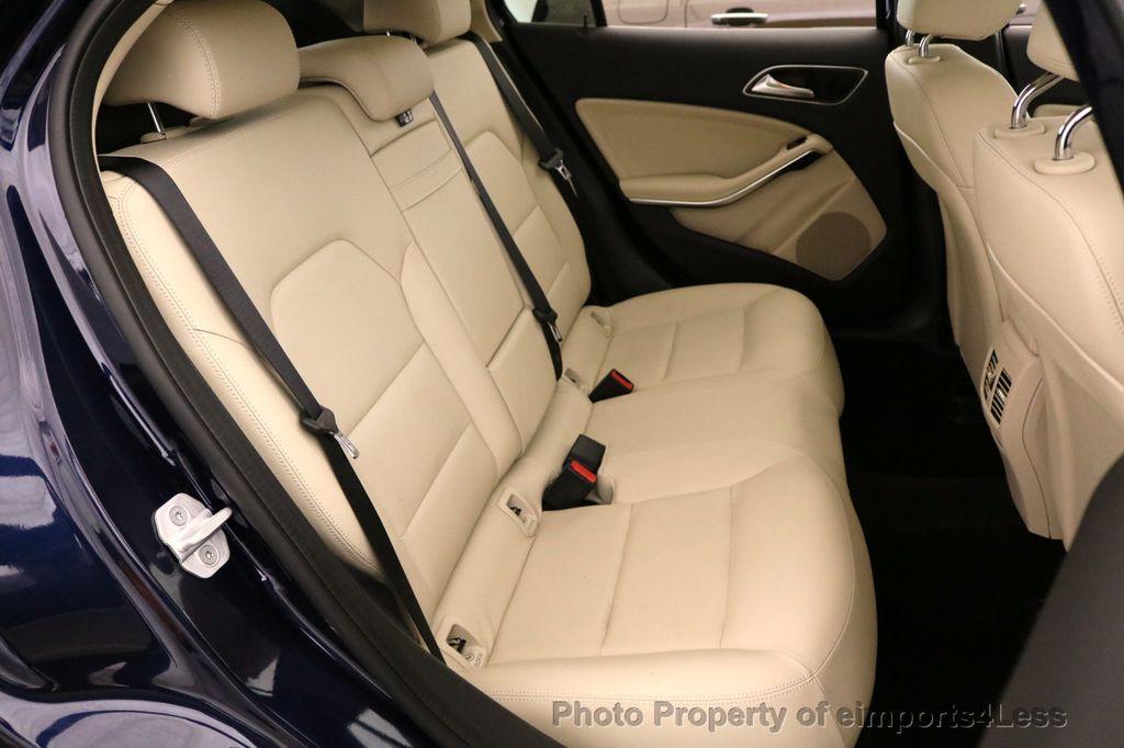 2018 Mercedes-Benz GLA CERTIFIED GLA250 4Matic AWD Blind Spot PANO CAMERA NAV - 17581582 - 46