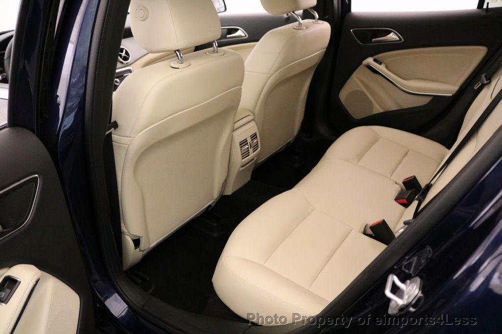 2018 Mercedes-Benz GLA CERTIFIED GLA250 4Matic AWD Blind Spot PANO CAMERA NAV - 17581582 - 47