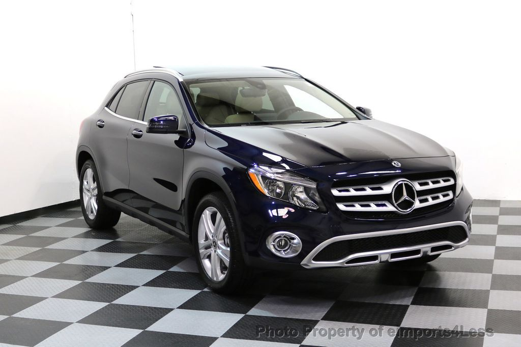 2018 Mercedes-Benz GLA CERTIFIED GLA250 4Matic AWD Blind Spot PANO CAMERA NAV - 17581582 - 50