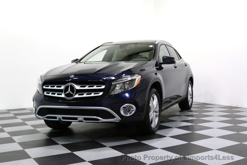 2018 Mercedes-Benz GLA CERTIFIED GLA250 4Matic AWD Blind Spot PANO CAMERA NAV - 17581582 - 53