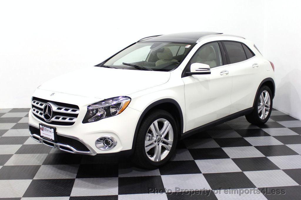 2018 Mercedes-Benz GLA CERTIFIED GLA250 4Matic AWD CAMERA Blind Spot NAVI - 18196742 - 13