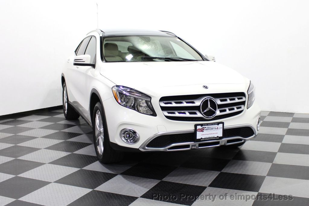 2018 Mercedes-Benz GLA CERTIFIED GLA250 4Matic AWD CAMERA Blind Spot NAVI - 18196742 - 14