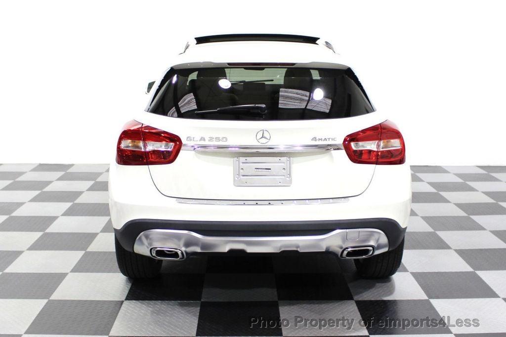 2018 Mercedes-Benz GLA CERTIFIED GLA250 4Matic AWD CAMERA Blind Spot NAVI - 18196742 - 16