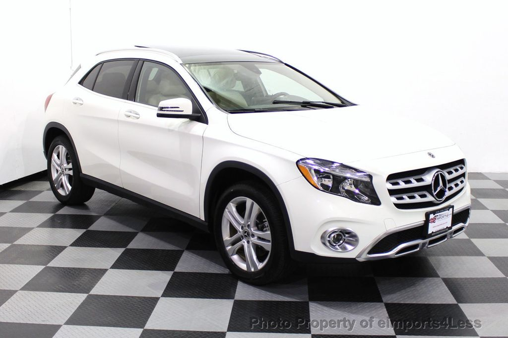 2018 Mercedes-Benz GLA CERTIFIED GLA250 4Matic AWD CAMERA Blind Spot NAVI - 18196742 - 28