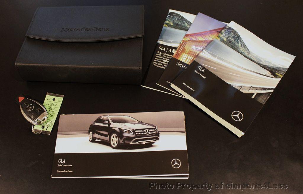 2018 Mercedes-Benz GLA CERTIFIED GLA250 4Matic AWD CAMERA Blind Spot NAVI - 18196742 - 39