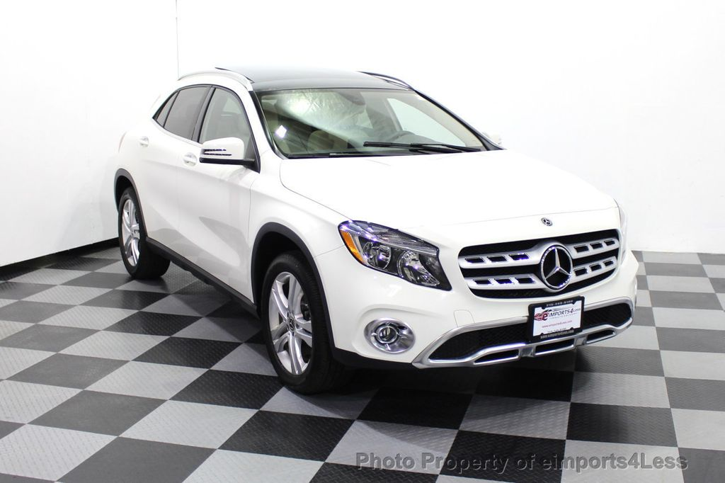 2018 Mercedes-Benz GLA CERTIFIED GLA250 4Matic AWD CAMERA Blind Spot NAVI - 18196742 - 44