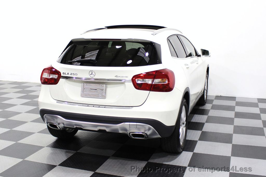 2018 Mercedes-Benz GLA CERTIFIED GLA250 4Matic AWD CAMERA Blind Spot NAVI - 18196742 - 46