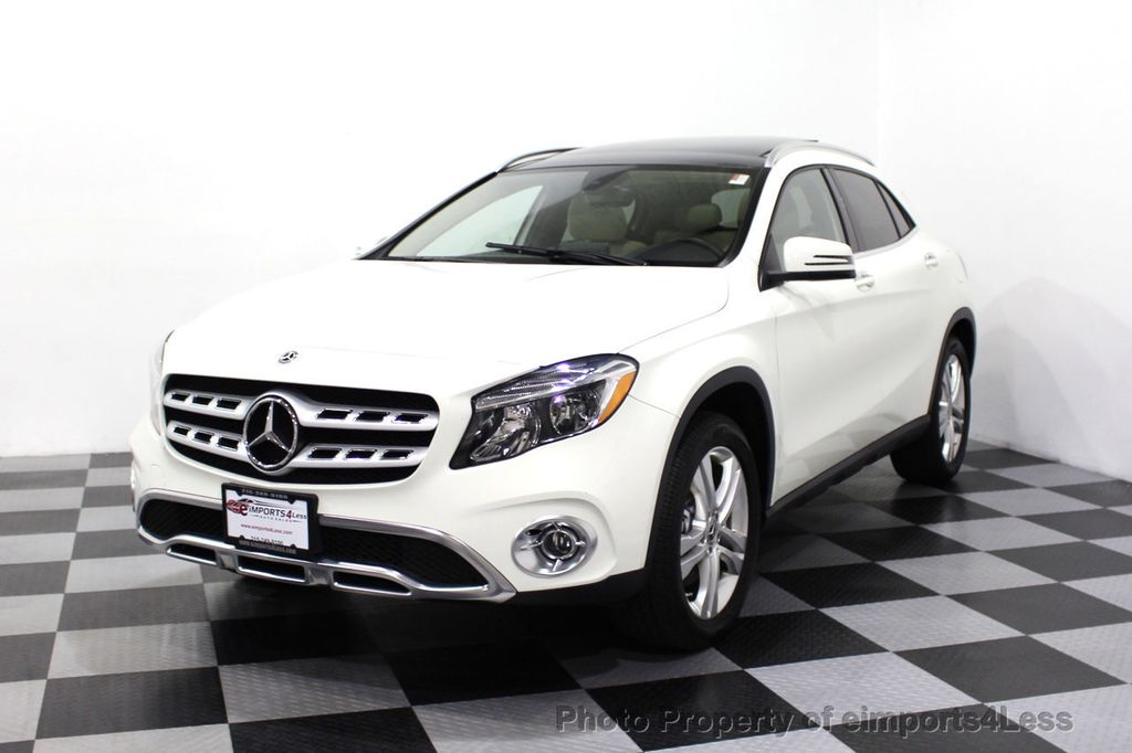 2018 Mercedes-Benz GLA CERTIFIED GLA250 4Matic AWD CAMERA Blind Spot NAVI - 18196742 - 51