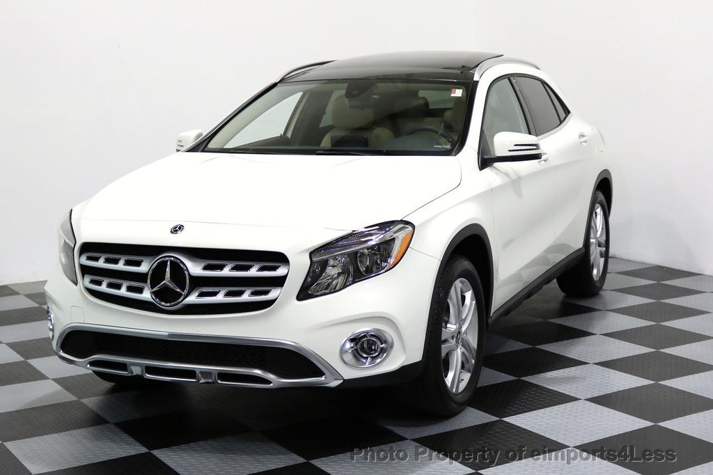 2018 used mercedes benz gla certified gla250 4matic awd camera blis navi at eimports4less. Black Bedroom Furniture Sets. Home Design Ideas