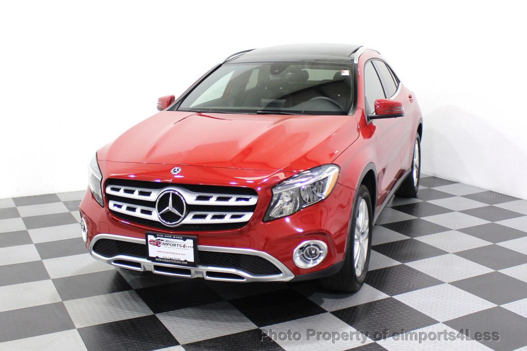 2018 Mercedes-Benz GLA CERTIFIED GLA250 4Matic AWD CAMERA PANO NAVI - 18196743 - 13