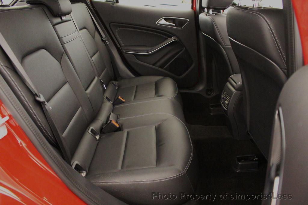 2018 Mercedes-Benz GLA CERTIFIED GLA250 4Matic AWD CAMERA PANO NAVI - 18196743 - 36