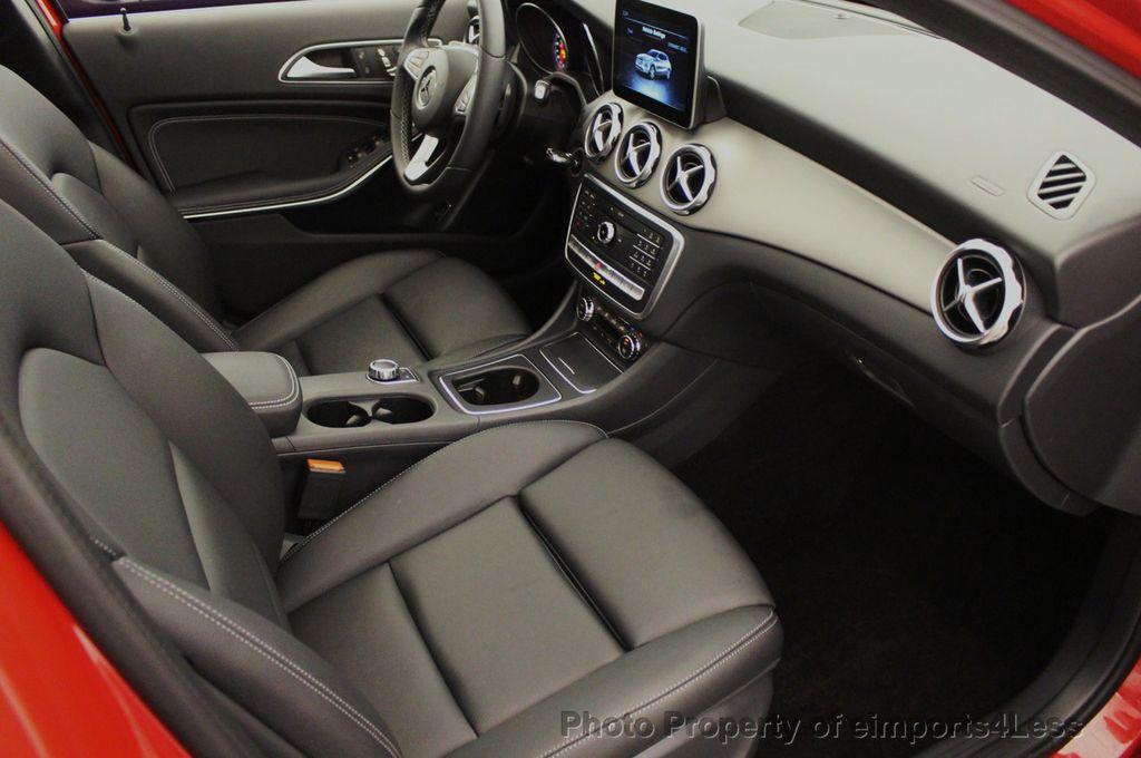 2018 Mercedes-Benz GLA CERTIFIED GLA250 4Matic AWD CAMERA PANO NAVI - 18196743 - 38