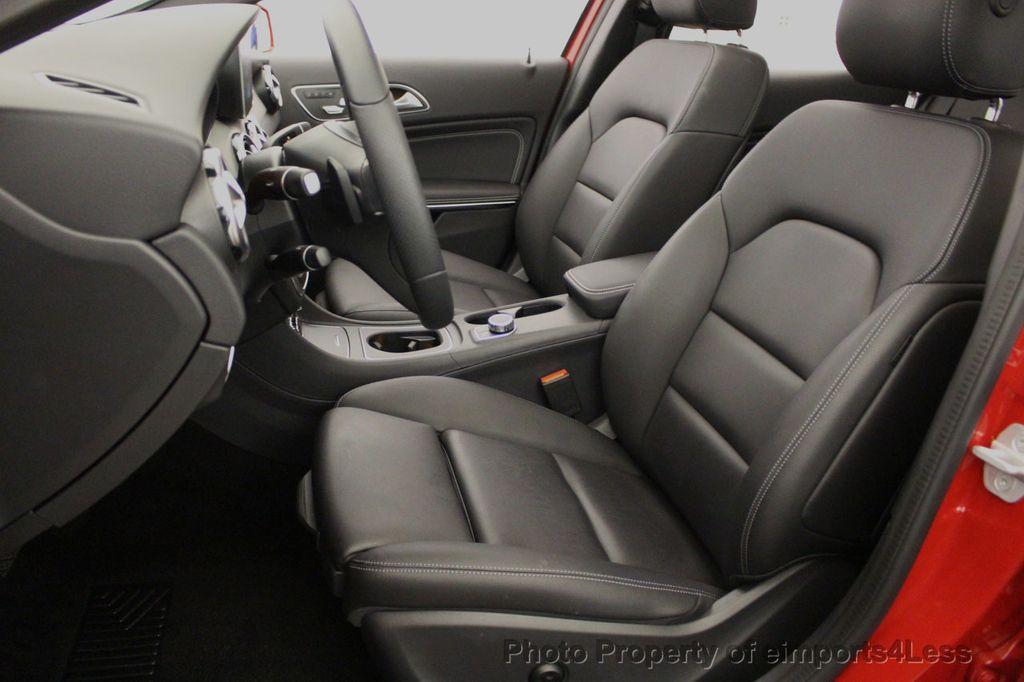 2018 Mercedes-Benz GLA CERTIFIED GLA250 4Matic AWD CAMERA PANO NAVI - 18196743 - 47