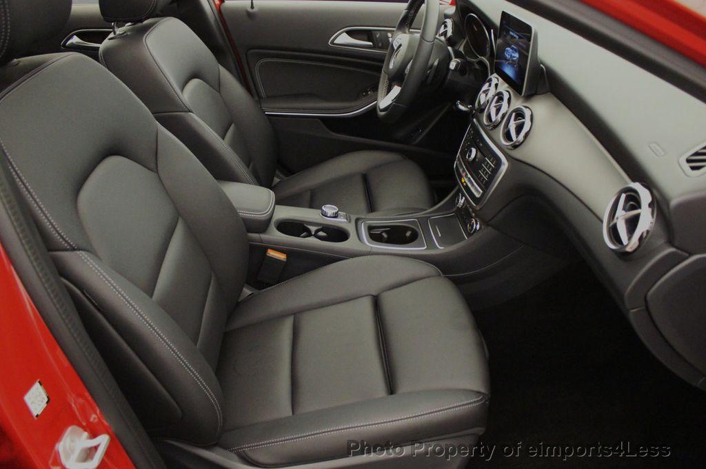 2018 Mercedes-Benz GLA CERTIFIED GLA250 4Matic AWD CAMERA PANO NAVI - 18196743 - 48