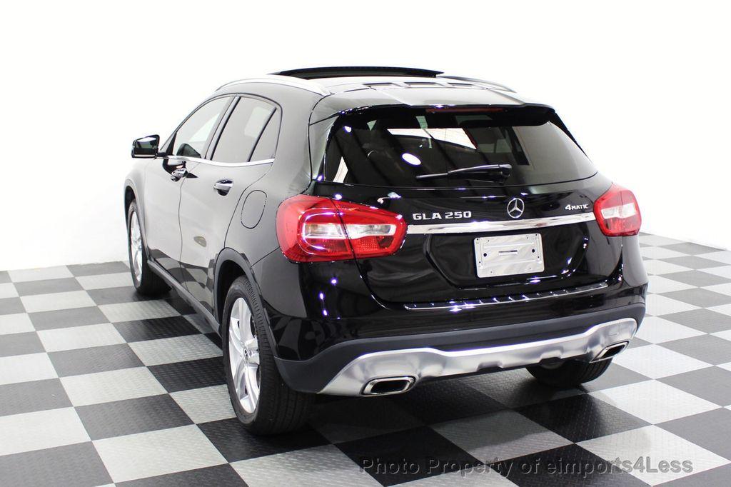 2018 Mercedes-Benz GLA CERTIFIED GLA250 4Matic AWD CAMERA PANO NAVI - 18196745 - 15