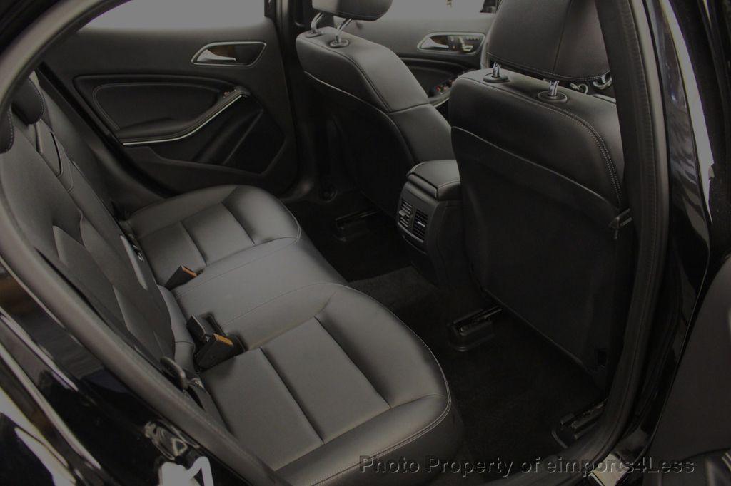 2018 Mercedes-Benz GLA CERTIFIED GLA250 4Matic AWD CAMERA PANO NAVI - 18196745 - 36