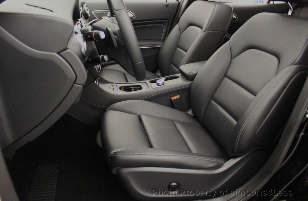 2018 Mercedes-Benz GLA CERTIFIED GLA250 4Matic AWD CAMERA PANO NAVI - 18196745 - 37