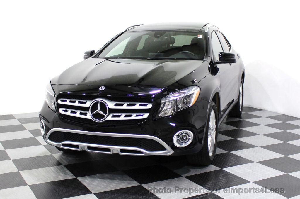 2018 Mercedes-Benz GLA CERTIFIED GLA250 4Matic AWD CAMERA PANO NAVI - 18196745 - 43