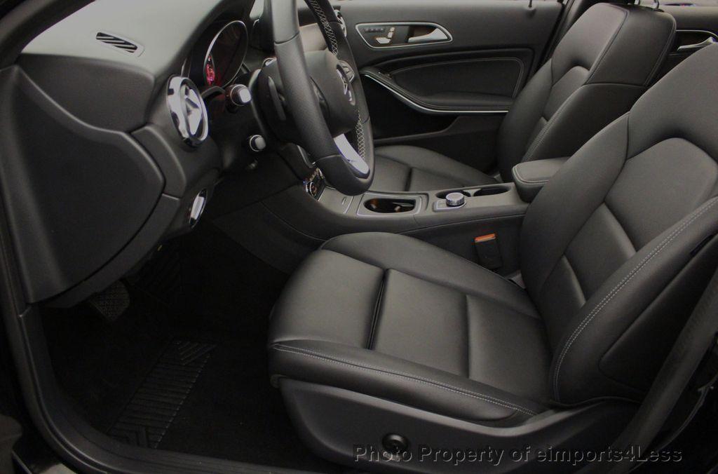 2018 Mercedes-Benz GLA CERTIFIED GLA250 4Matic AWD CAMERA PANO NAVI - 18196745 - 47
