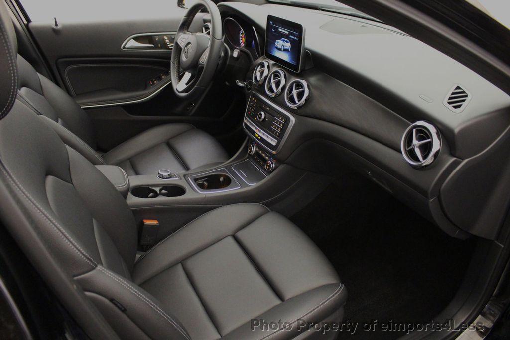 2018 Mercedes-Benz GLA CERTIFIED GLA250 4Matic AWD CAMERA PANO NAVI - 18196745 - 48