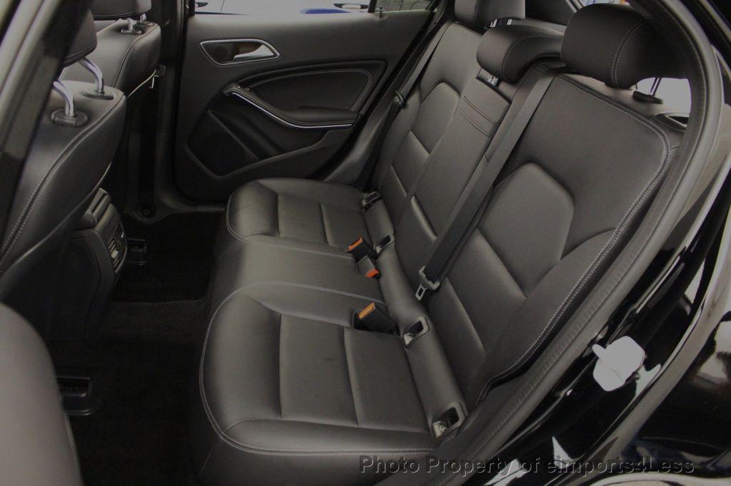 2018 Mercedes-Benz GLA CERTIFIED GLA250 4Matic AWD CAMERA PANO NAVI - 18196745 - 49
