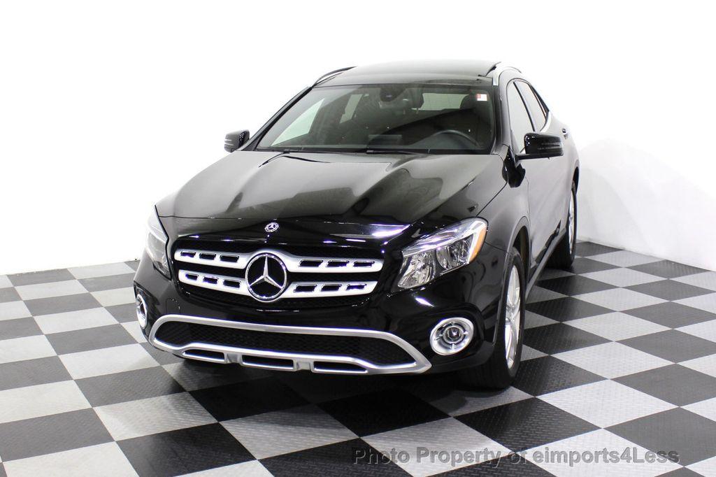 2018 Mercedes-Benz GLA CERTIFIED GLA250 4Matic AWD CAMERA PANO NAVI - 18196745 - 51