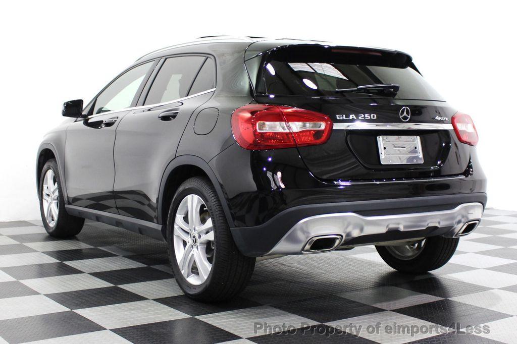 2018 Mercedes-Benz GLA CERTIFIED GLA250 4Matic AWD CAMERA PANO NAVI - 18196745 - 52