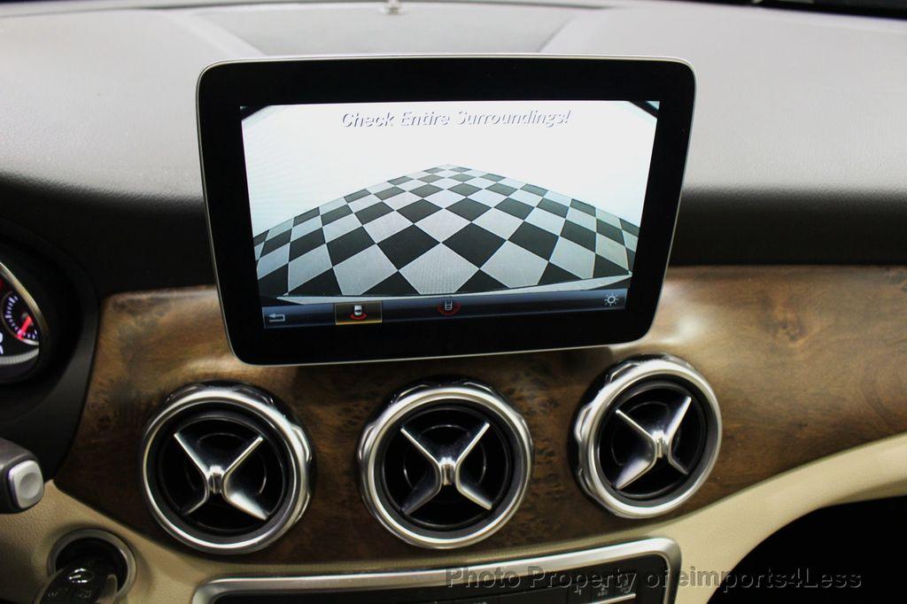 2018 Mercedes-Benz GLA CERTIFIED GLA250 4Matic AWD CAMERA PANO NAVI - 18196747 - 9