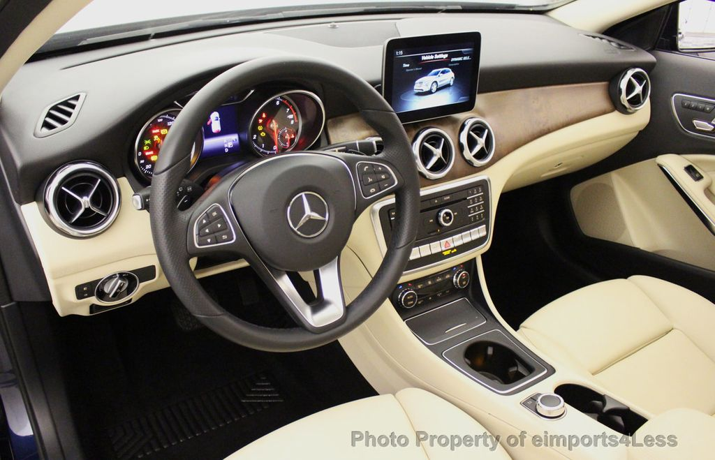 2018 Mercedes-Benz GLA CERTIFIED GLA250 4Matic AWD CAMERA PANO NAVI - 18196747 - 26