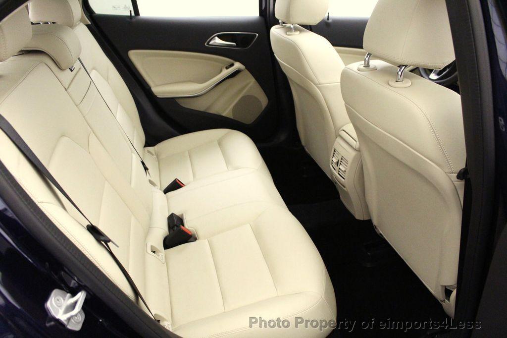 2018 Mercedes-Benz GLA CERTIFIED GLA250 4Matic AWD CAMERA PANO NAVI - 18196747 - 30
